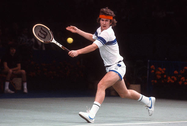 The Greatest: The Men and Women Who Made Tennis. No. 7 –John McEnroe 84 -  Last Word On Tennis