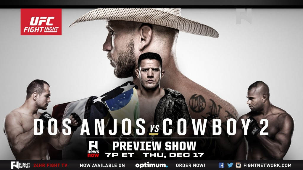 Dos Anjos vs. Cowboy