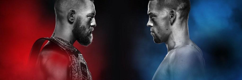 Diaz vs McGregor