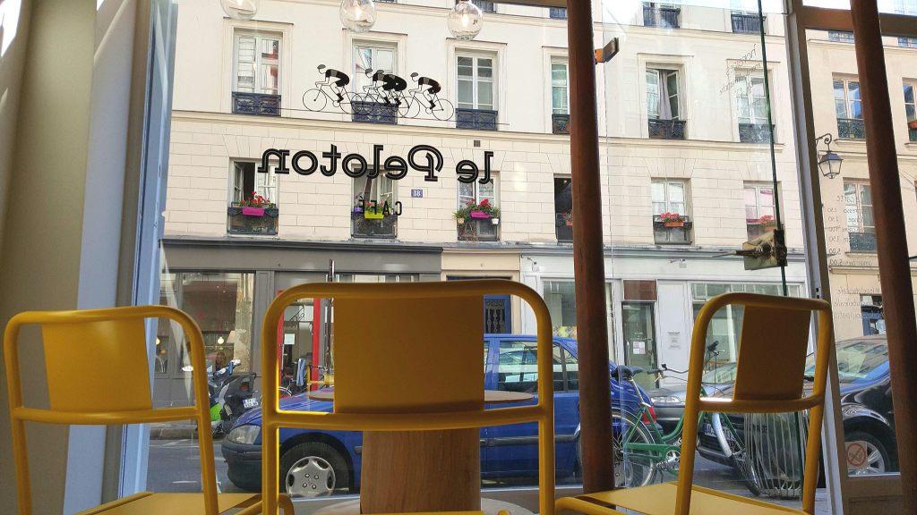 Le Peloton Café: un coffee shop qui a tout pour être maillot jaune
