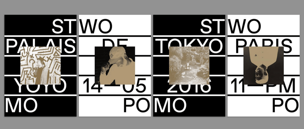 STWO & POMO & LEMARQUIS & CRAYON + guest • 14 mai • YOYO - PALAIS DE TOKYO