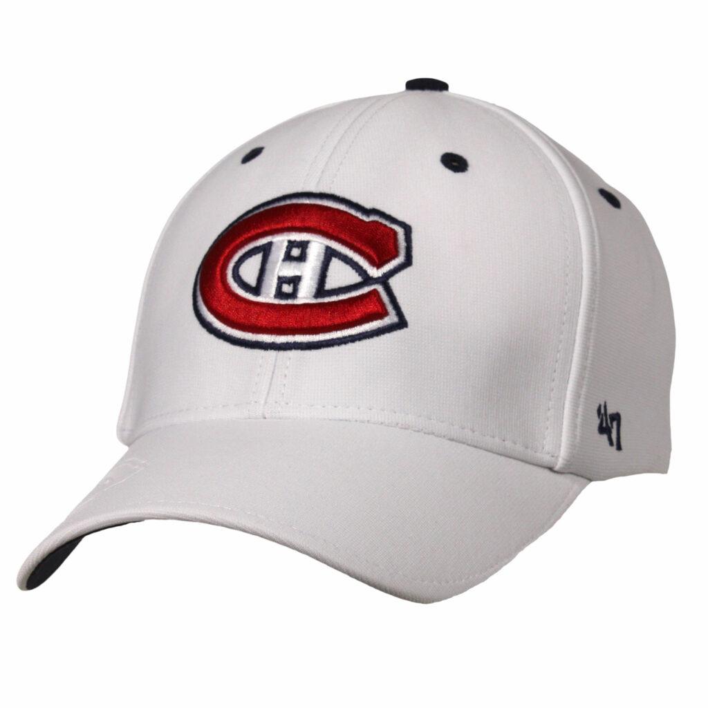 7 casquettes pour l'été - Canadiens Montreal