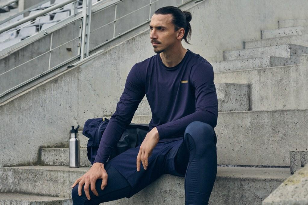 Zlatan IbrahimovicA-Z - dieu du foot maintenant dieu de la mode