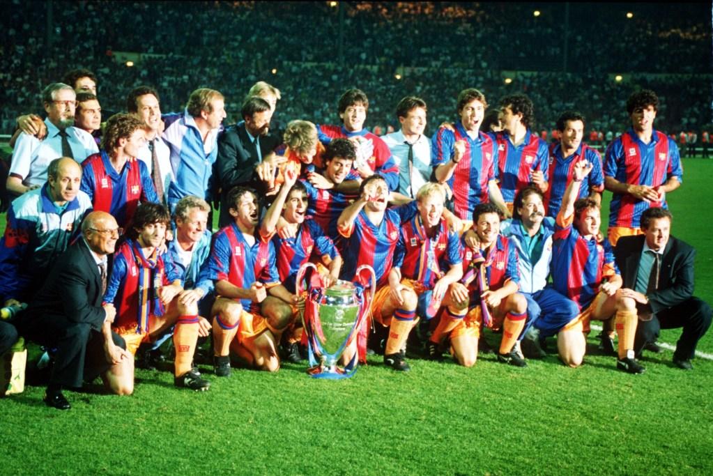 Back to the 90's – 1992, le FC Barcelone remporte sa première Ligue des Champions