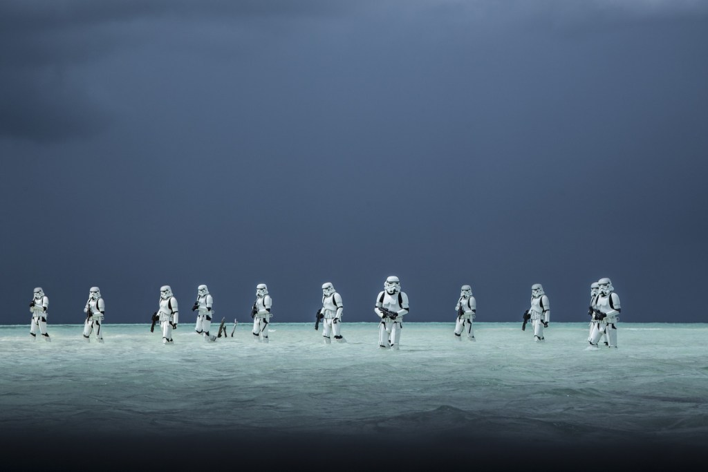 Star Wars Rogue One - Stormtroopers