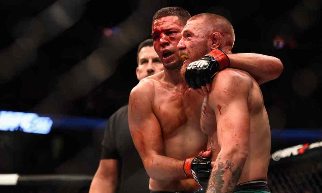 UFC 202 - Conor McGregor vs. Nate Diaz