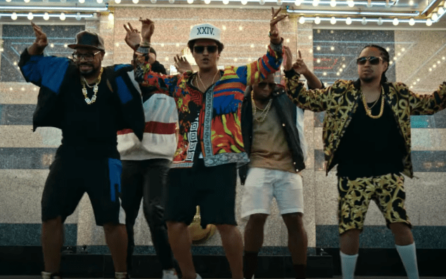 Bruno Mars de retour avec le futur hit 24K Magic