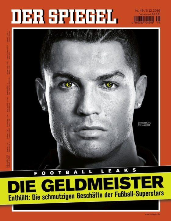 Football Leaks Spiegel