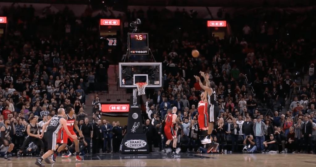Spurs – Wizards: petit Kawhi est devenu Clutch