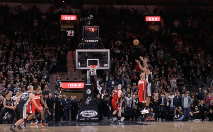 Spurs – Wizards : petit Kawhi est devenu Clutch