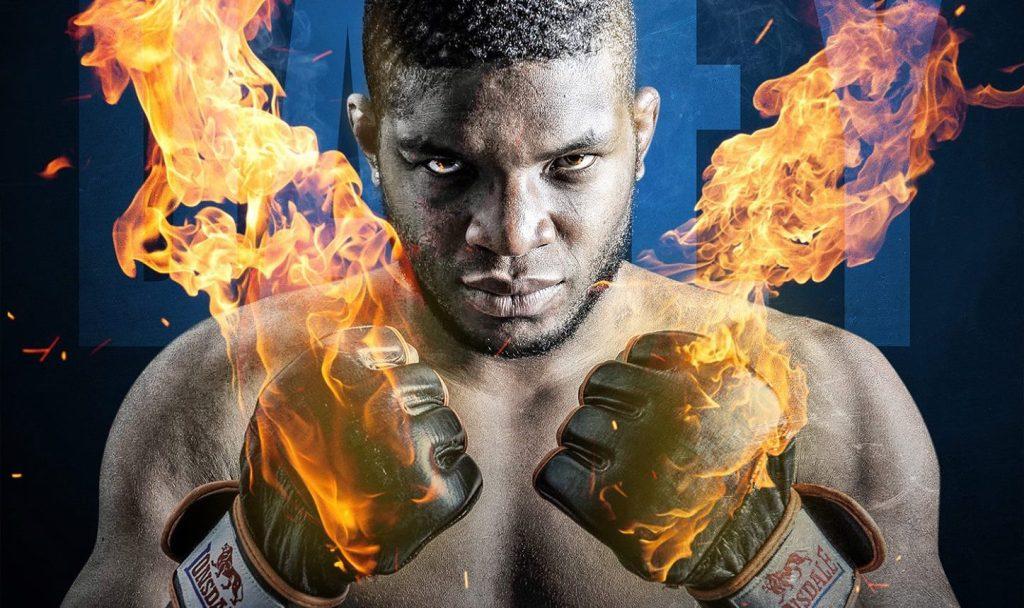 Portrait Paul Daley : 39 combats, 29 victoires par KO – Black Dynamite