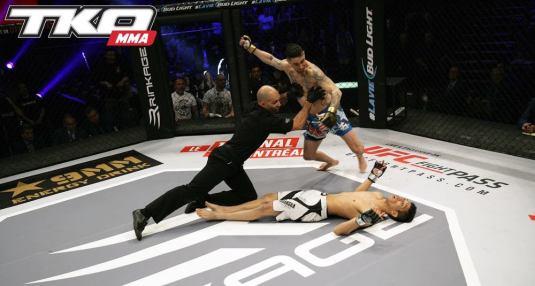 TKO37: Rivals – un KO au bout de 20 petites secondes