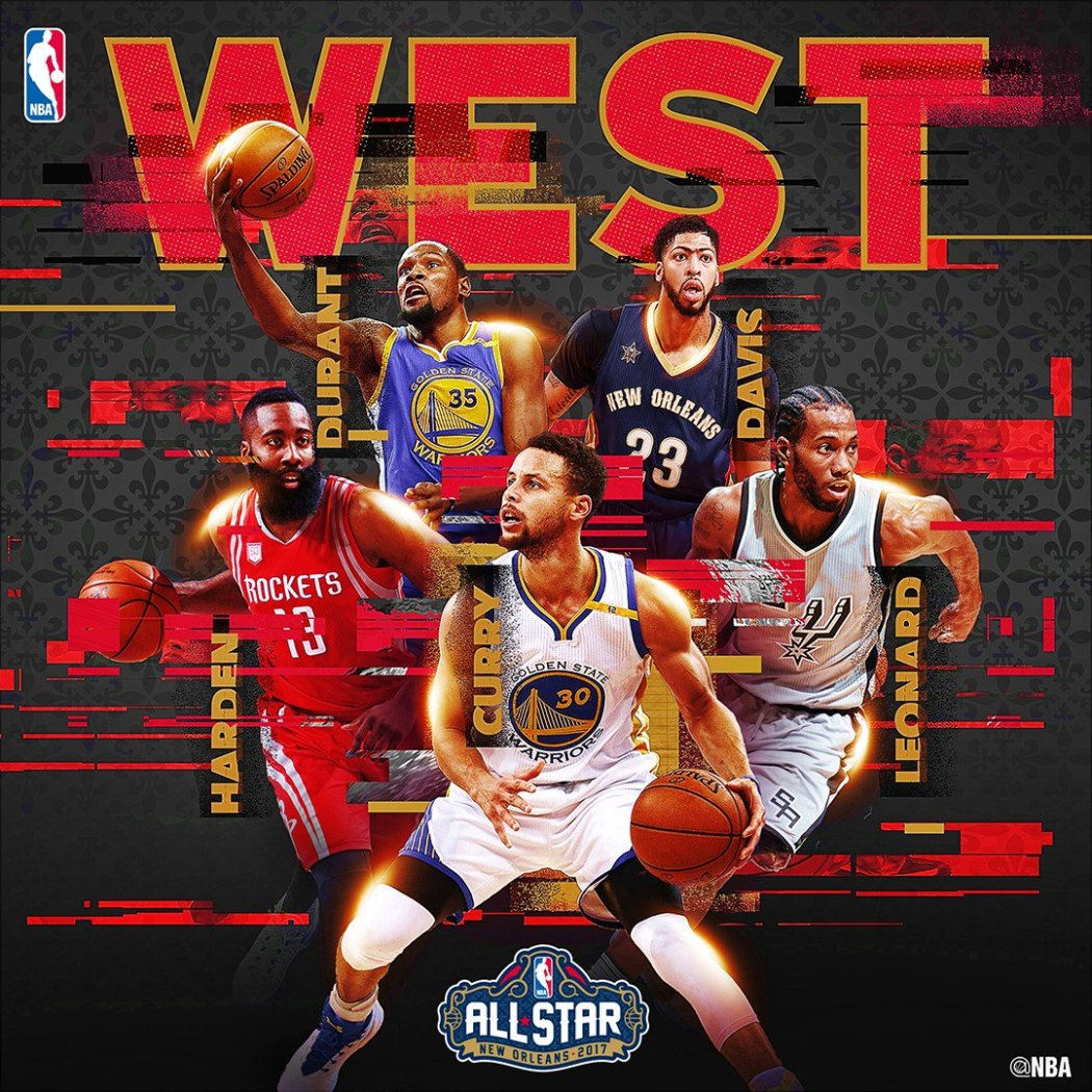 Titulaire All Star Game 2017 East