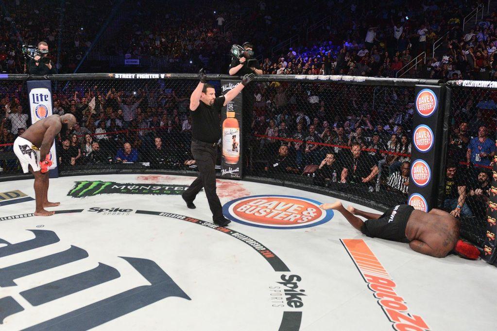 Bellator 149 – Kimbo Slice vs. Dada 5000