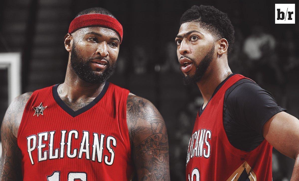 DeMarcus Cousins arrive chez les New Orleans Pelicans