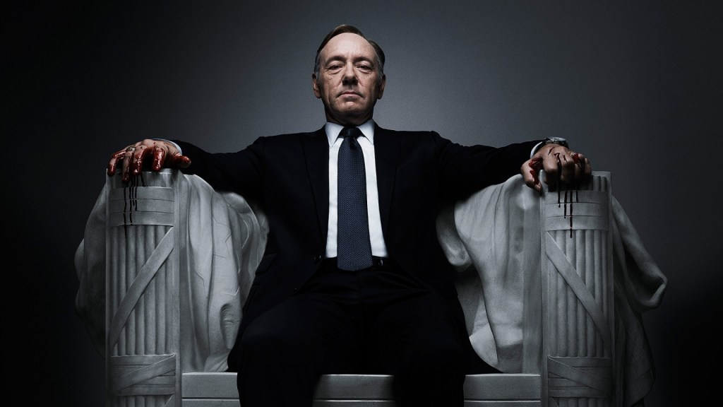 House of Cards,4 ans de chef-d'œuvre Netflix