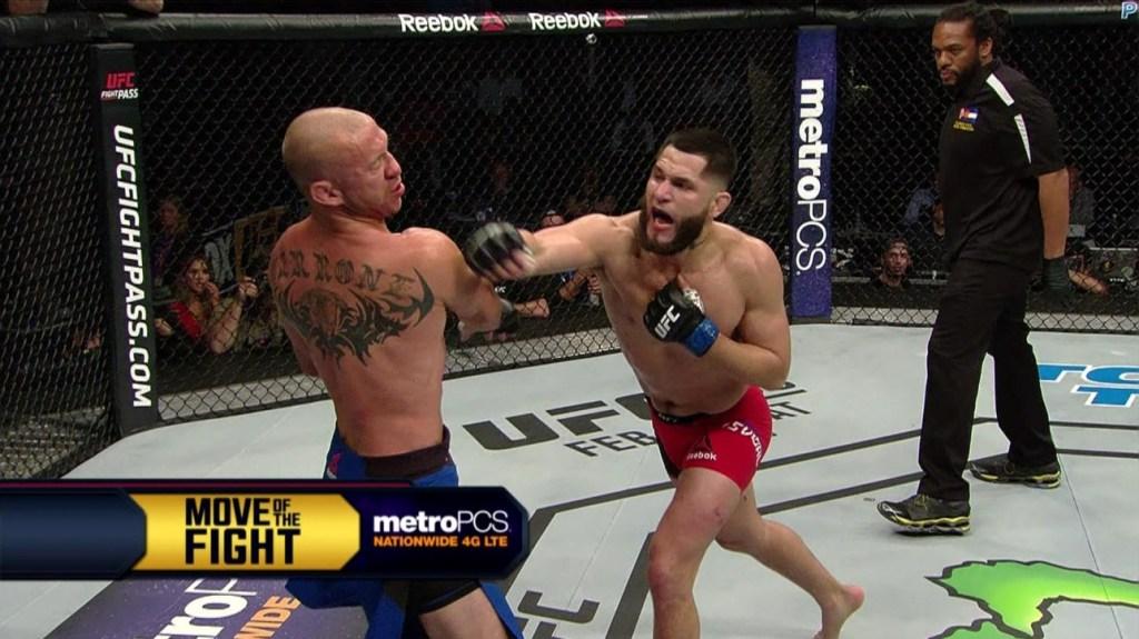Jorge Masvidal – des street fights aux portes des sommets de l'UFC