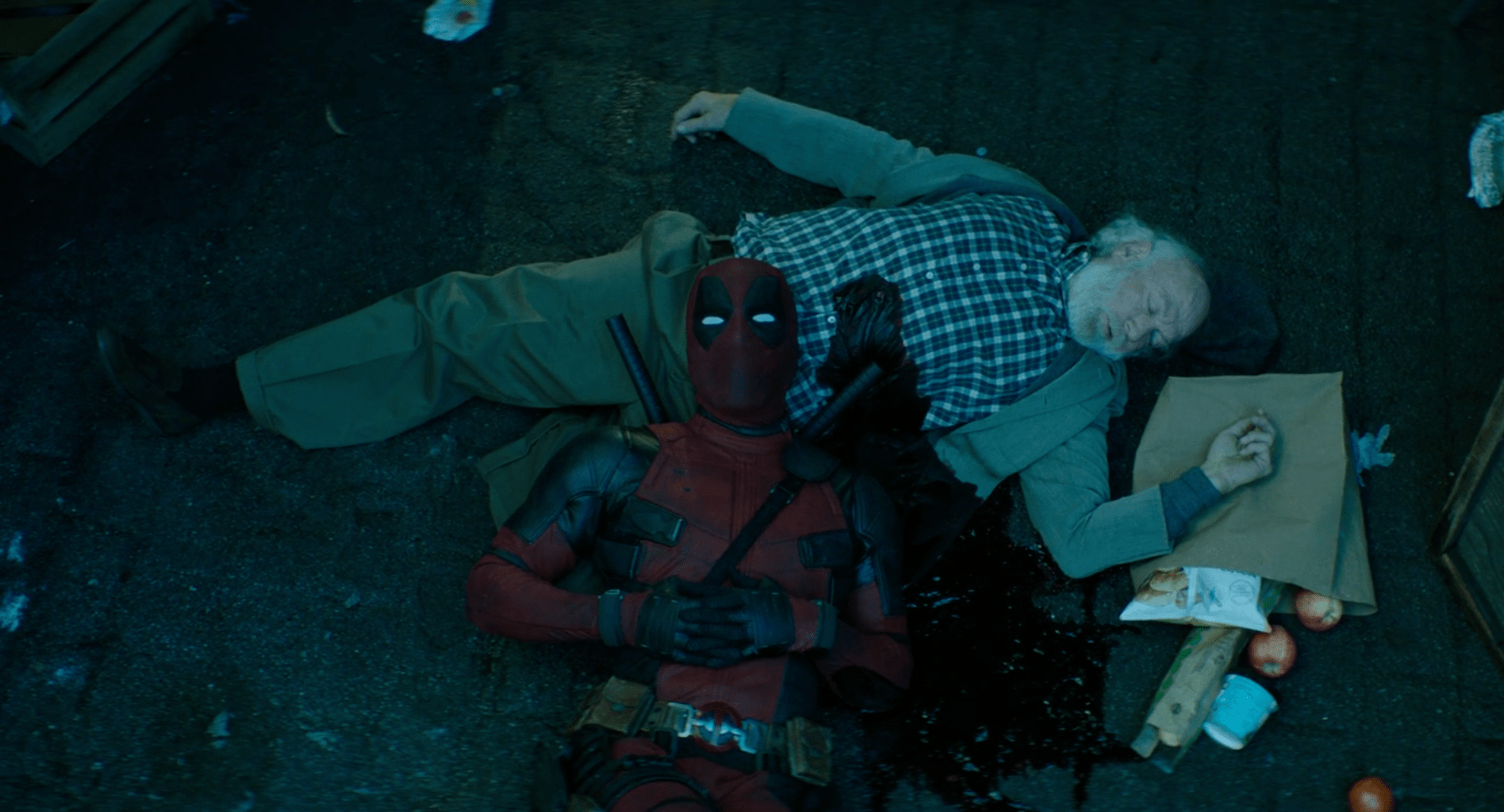 Ryan Reynolds dévoile une teaser pour Deadpool 2 - No Good Deed