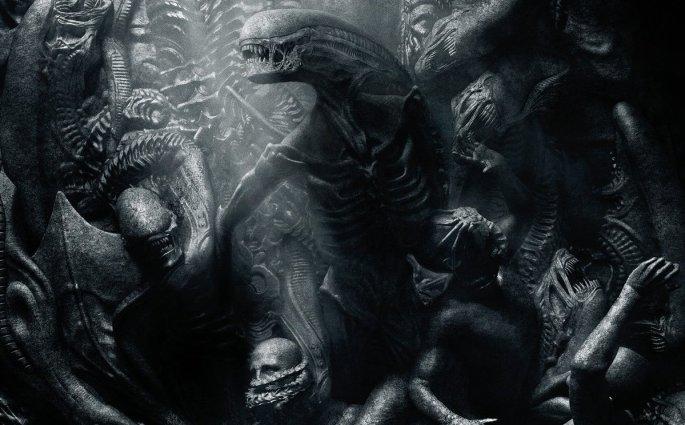 Critique Alien: Covenant – les job est fait, sans plus