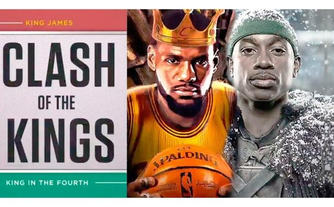 Boston Celtics vs. Cleveland Cavaliers – Calendrier d'une finale parfaite