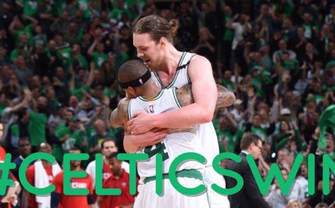 Les Boston Celtics éliminent les Washington Wizards au Game 7!