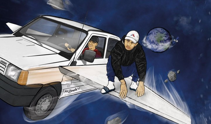 Double V – Mister V sort son premier album de rap