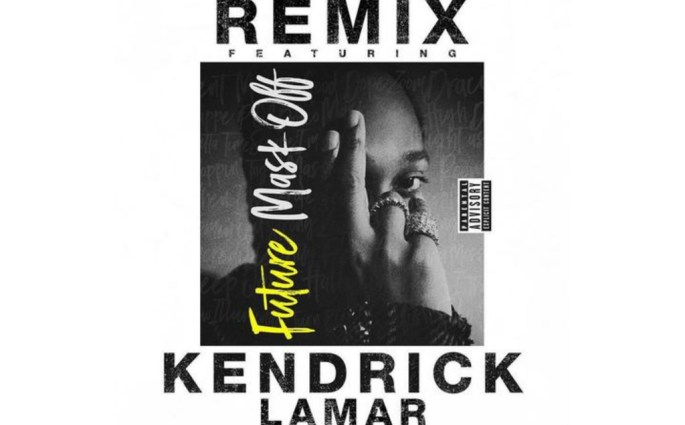 Kendrick Lamar sort son remix de Mask Off
