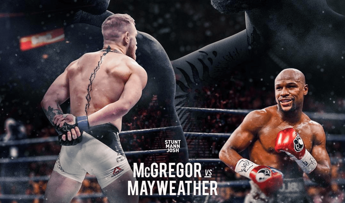 180 Million Dollar Dance – le trailer fou de McGregor vs. Mayweather