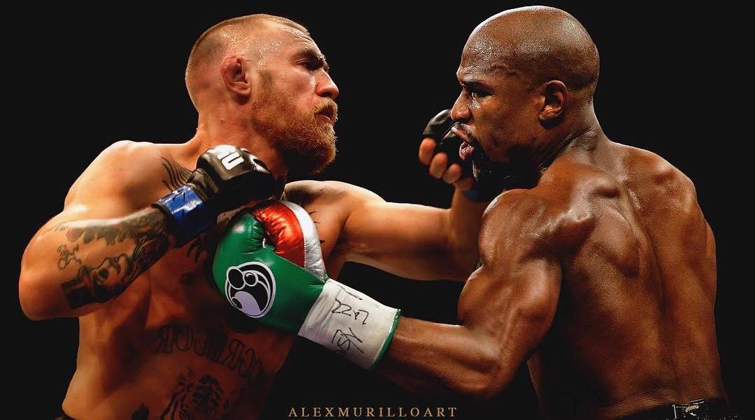 Mayweather vs. McGregor - le combat pour devenir le roi du système