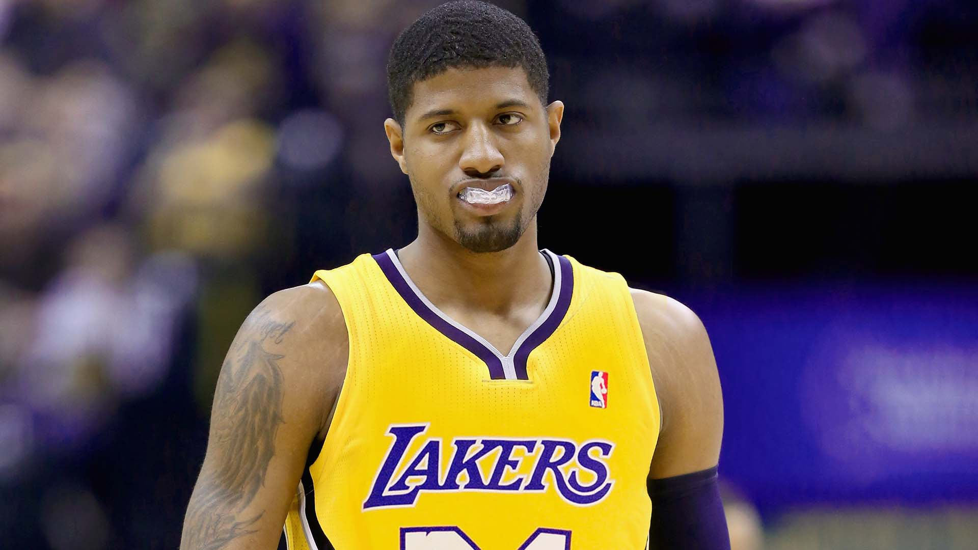 Paul George veut rejoindre les Los Angeles Lakers — NBA