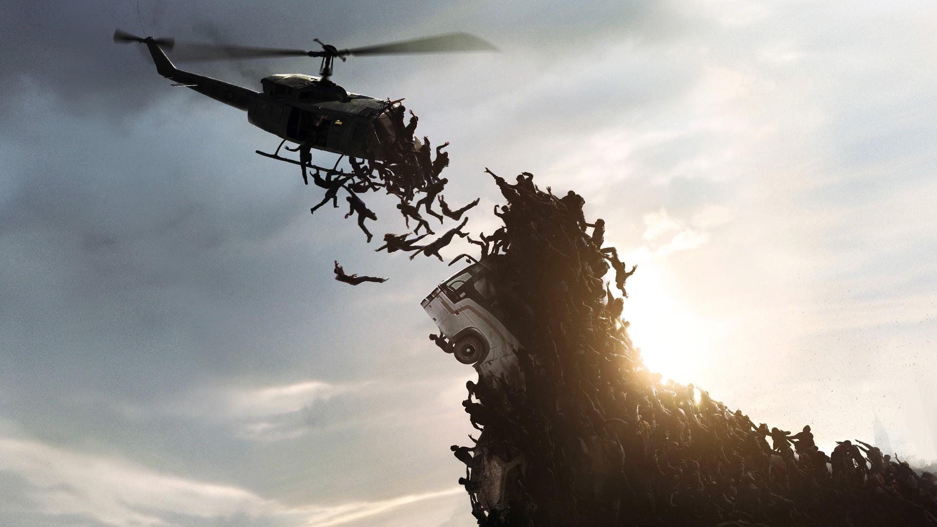 David Fincher va réaliser la suite avec Brad Pitt — World War Z