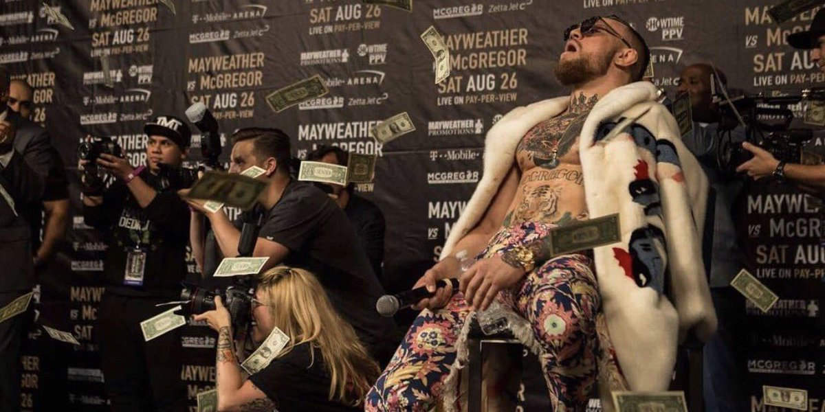 Conor McGregor répond à Mike Tyson