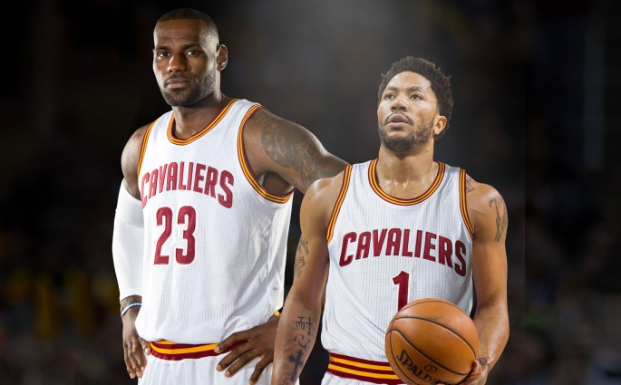 Derrick Rose va signer avec les Cleveland Cavaliers!