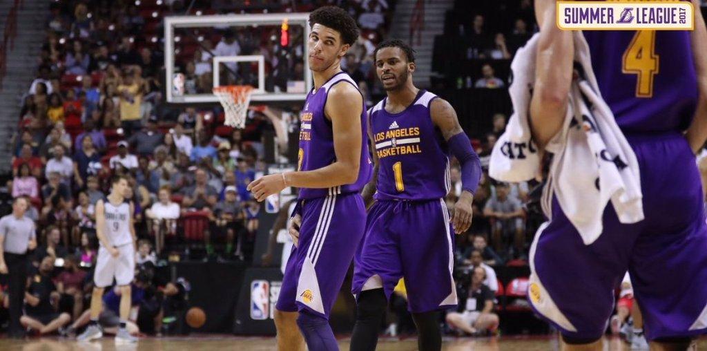 Lonzo Ball qualifie les Lakers pour la Finale de Summer League