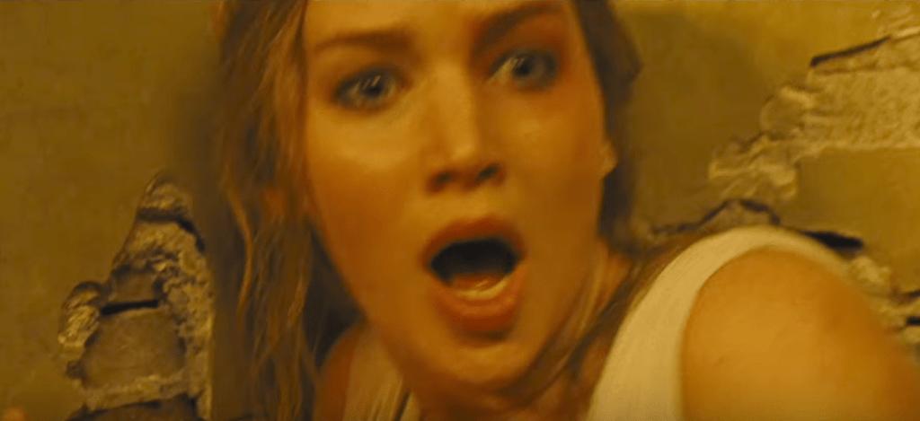 Mother! – le trailer du film d'horreur avec Jennifer Lawrence