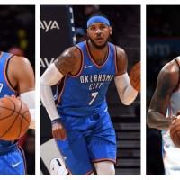 Paul George, Melo et Westbrook sont 3 des 4 pires shooteurs de la ligue