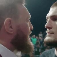 Ce que Conor McGregor a dit à Khabib lors du face à face