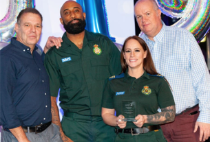LAS UNISON wins award for securing qualifications for staff