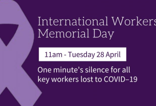 Remember COVID-19 dead this International Workers' Memorial Day