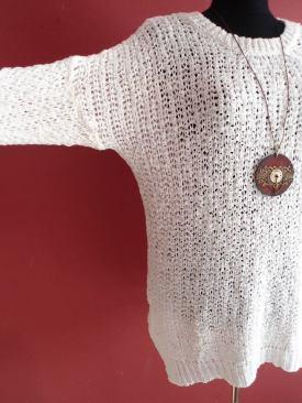 Mango knit, marime L - 50 lei.2