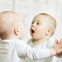 Babies communicate