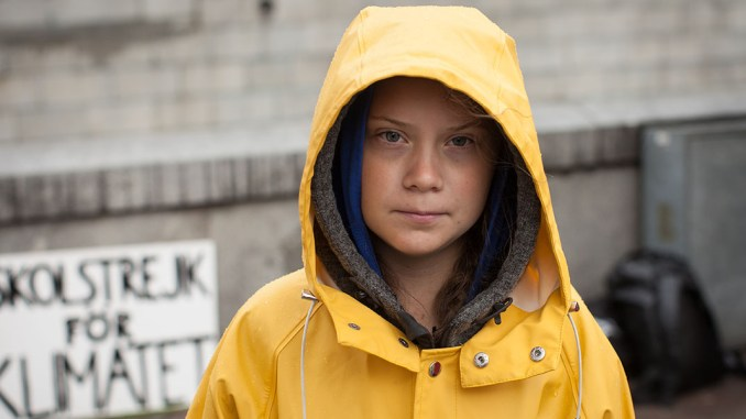 I Am Greta. Photo courtesy of TIFF.