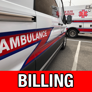 Pay your ambulance transport bill