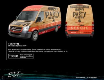 Merecedes Sprinter Rental Las Vegas with Driver7