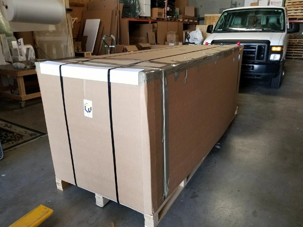 Motorcycle Crating Shipping |