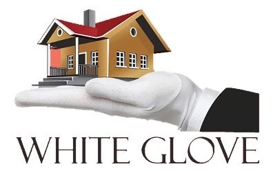 white glove packing shipping