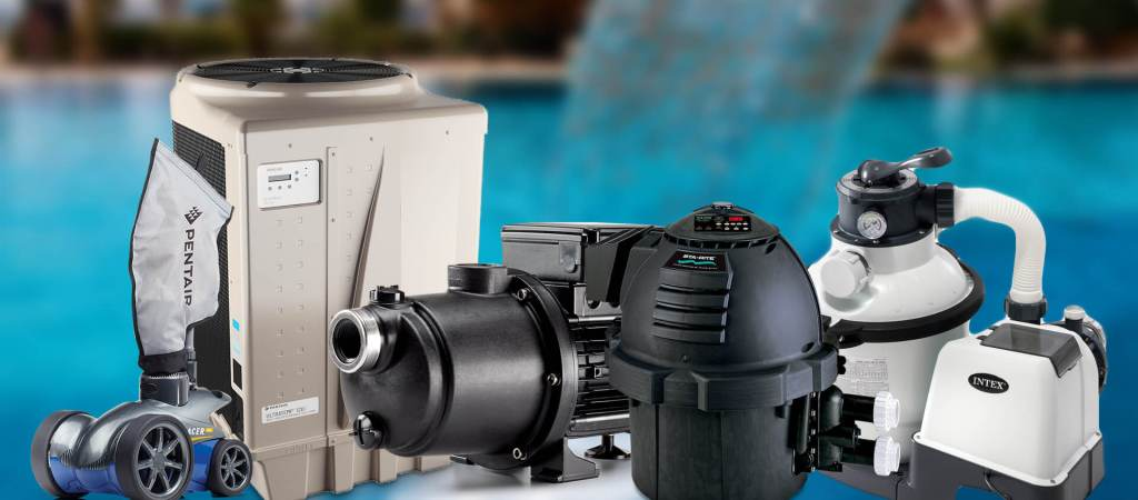 Swimming Pool Pumps & Heaters - Clarity Pool Service of Southern Nevada