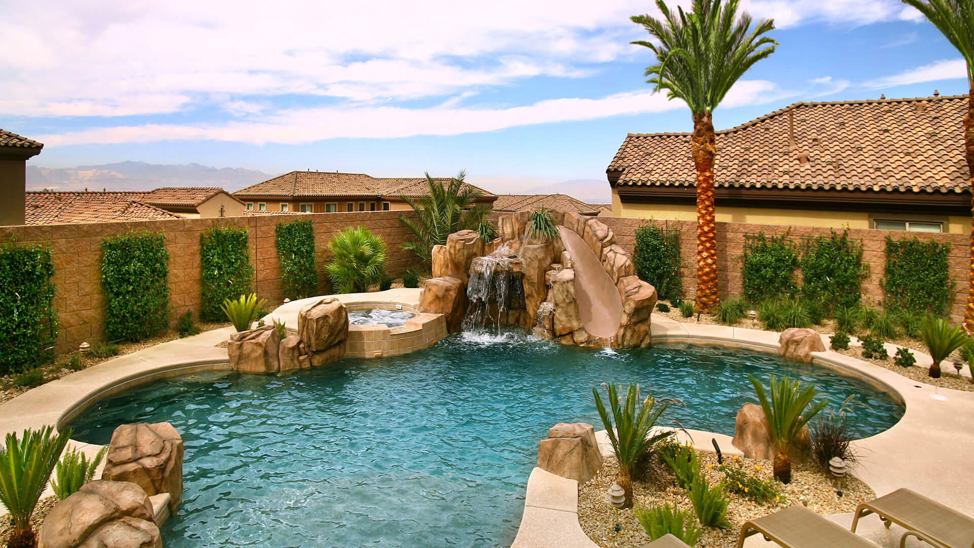 Rockscape Swimming Pool Builder Tips Clarity Pool Service