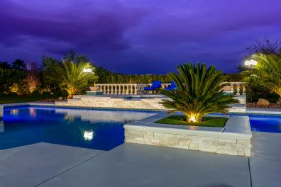 Premier Pool Design & Construction of Swimming Pool by Clarity Pool Service of Southern Nevada