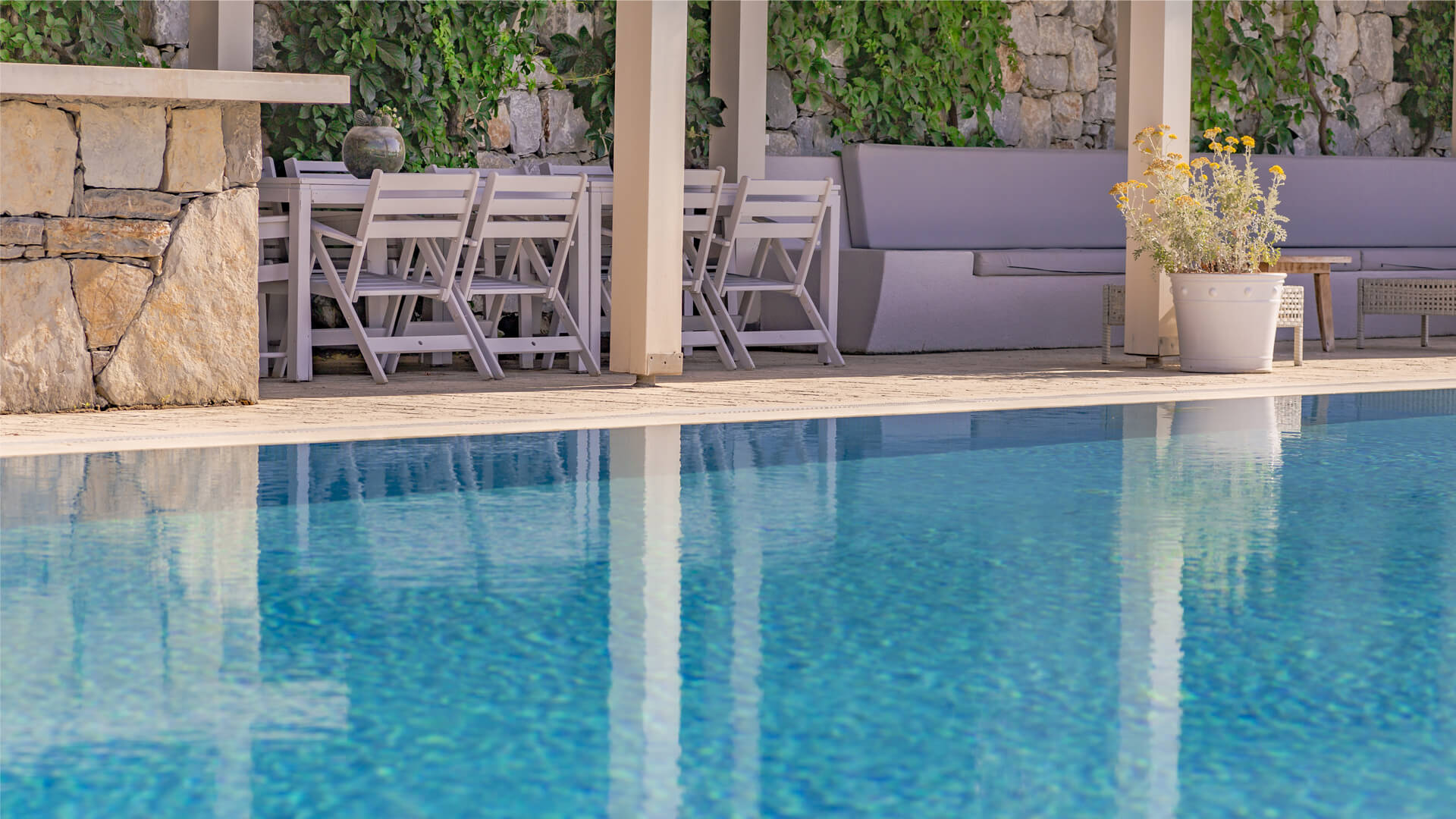 Get your Swimming Pool Clarity Clear with our No-Drain PuriPool Water Purification Process
